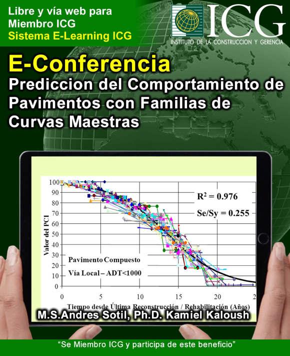 Prediccion del Comportamiento de Pavimentos con Familias de Curvas Maestras