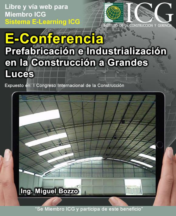 Prefabricación e Industrialización en la Construcción a Grandes Luces