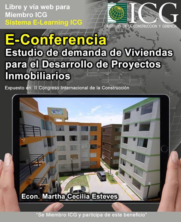 Estudio de demanda de Viviendas para el Desarrollo de Proyectos Inmobiliarios
