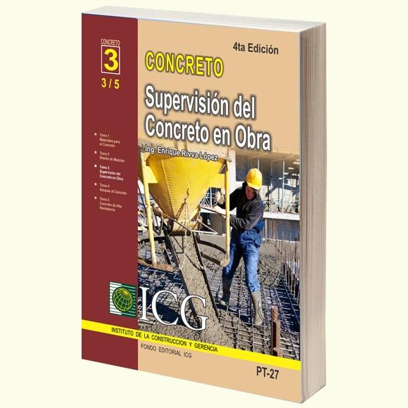 Supervisión del Concreto en Obra - 4.a