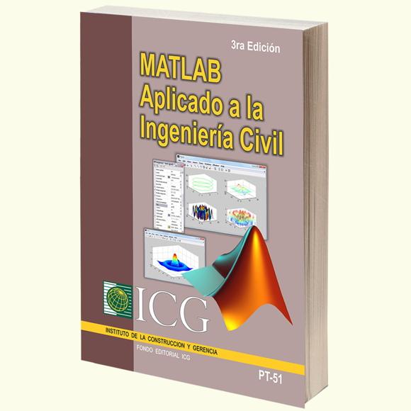 MATLAB Aplicado a la Ingeniería Civil - 3ra