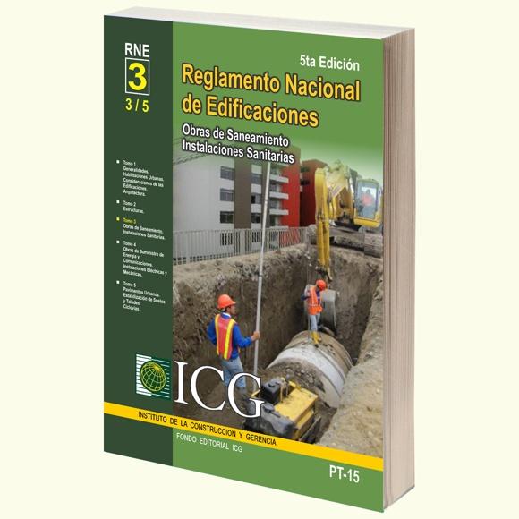 RNE-Obras de Saneamiento, Instalaciones Sanitarias - 5.a