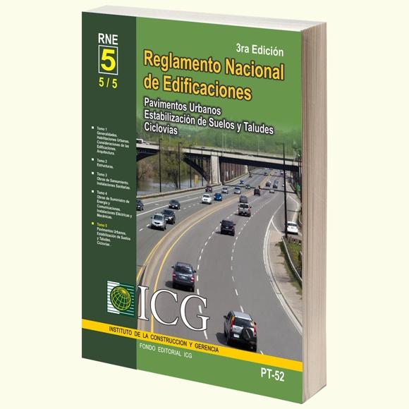Pavimentos Urbanos.  Estabilización de Suelos y Taludes. Ciclovías. 3.a