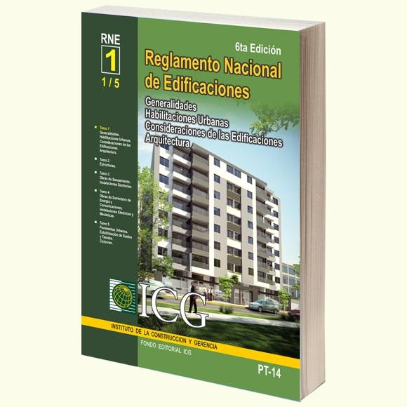 RNE-Generalidades, Habilitaciones Urbanas, Consideraciones de las Edificaciones, Arquitectura - 6.a