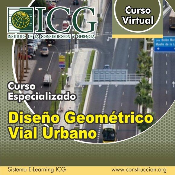Diseño Geométrico Vial Urbano