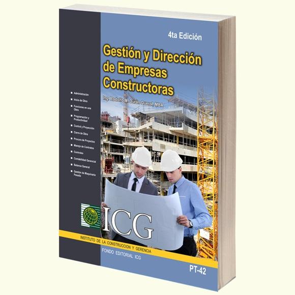 Gestión y Dirección de Empresas Constructoras - 4.a