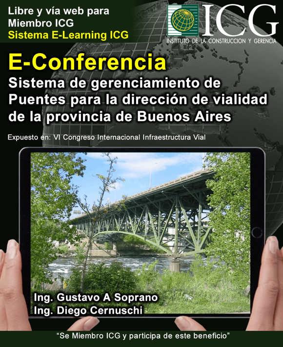 Sistema de gerenciamiento de Puentes para la dirección de vialidad de la provincia de Buenos Aires