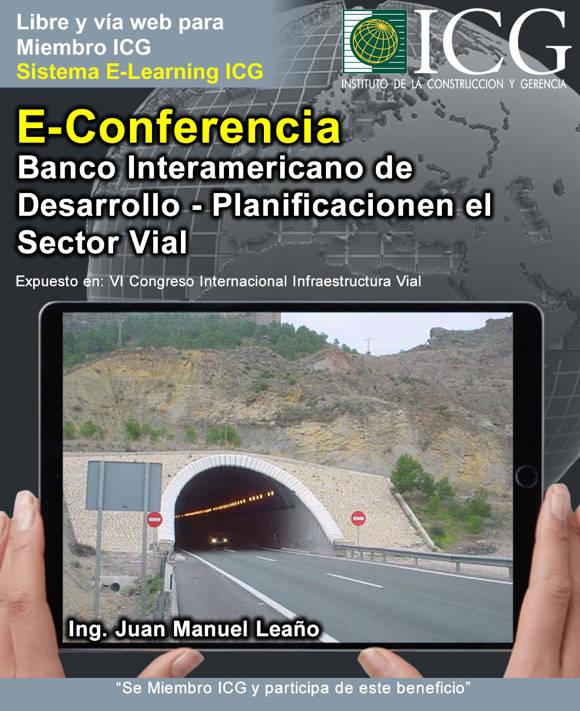 Banco Interamericano de Desarrollo - Planificacionen el Sector Vial