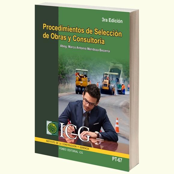 Procedimientos de Selección de Obras y Consultoría - 3.a