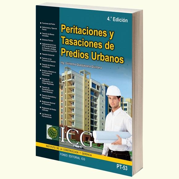 Peritaciones y Tasaciones de Predios Urbanos - 4ta
