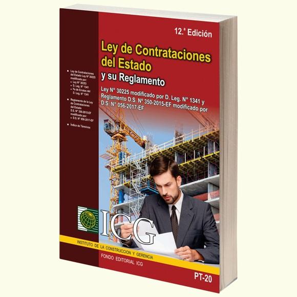 Ley de Contrataciones del Estado y su Reglamento - 12.a