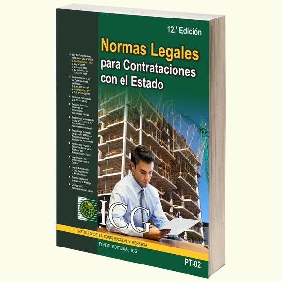 Normas Legales para Contrataciones con el Estado - 12.a