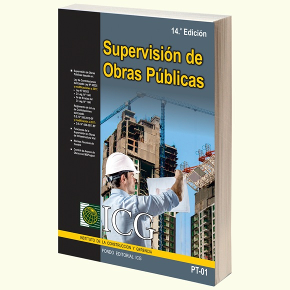 Supervisión de Obras Públicas - 14ma