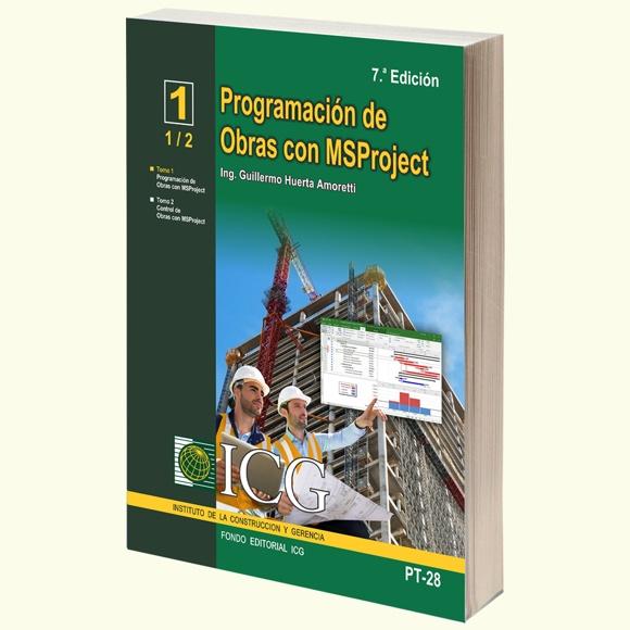 Programación de Obras con MSProject - 7.a