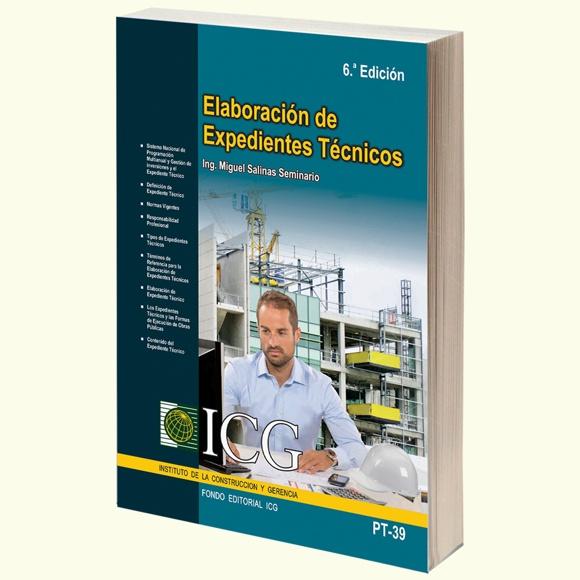 Elaboración de Expedientes Técnicos - 6.a