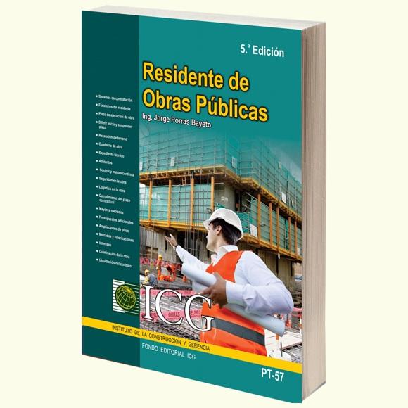 Residente de Obras Públicas - 5.a