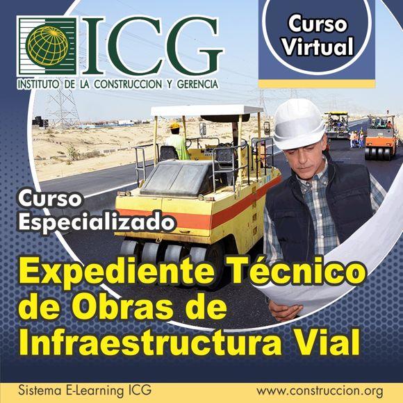 Expediente Técnico de Obras de Infraestructura Vial