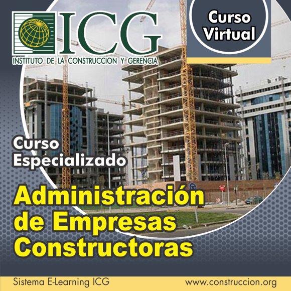 Tienda icg for Empresas construccion