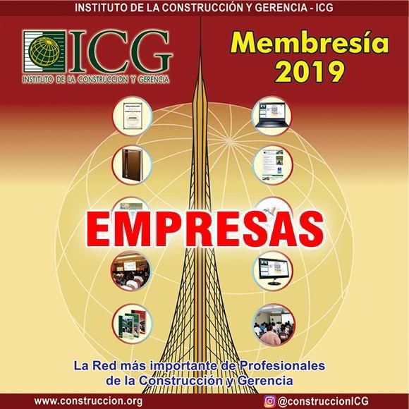 Membresía 2019 - Empresarial
