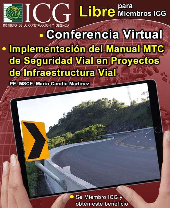 Implementación del Manual MTC de Seguridad Vial en Proyectos de Infraestructura Vial