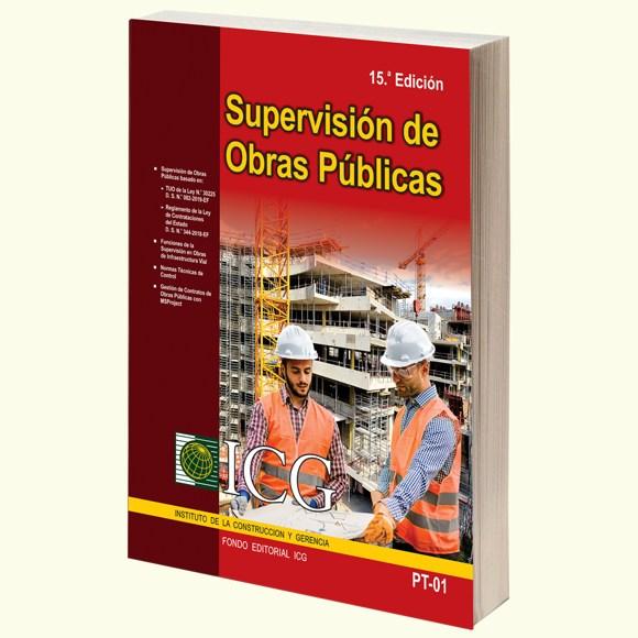 Supervisión de Obras Públicas - 15.a