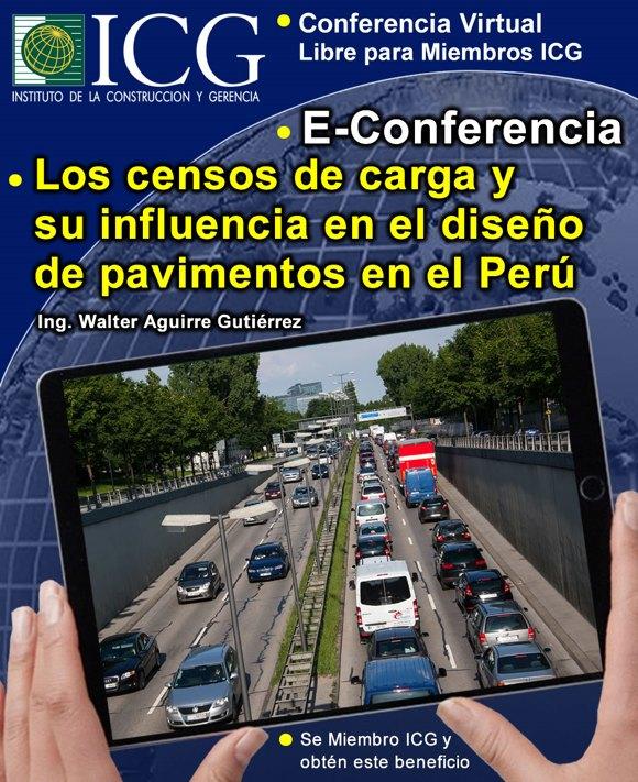 Los censos de carga y su influencia en el diseño de pavimentos en el Perú