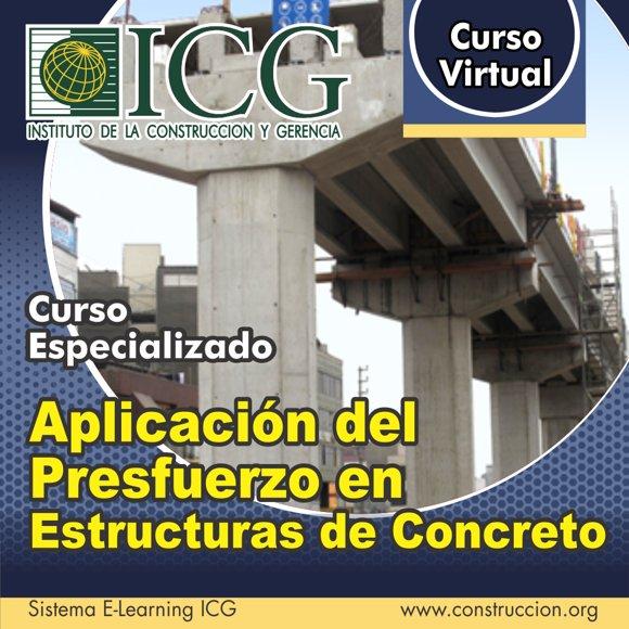 Aplicación del Presfuerzo en Estructuras de Concreto