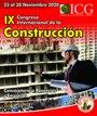 IX Congreso Internacional de la Construcción