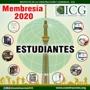 Membresía 2020 - Estudiante